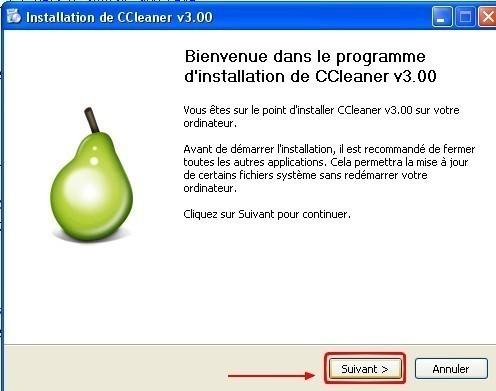 ccleaner telechargement installation presentation 6
