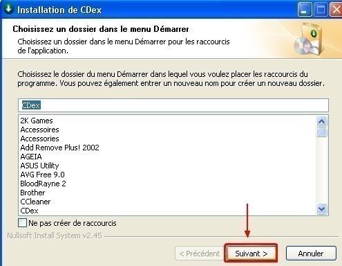 cdex telechargement et installation 12