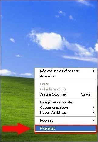 Changer de theme sur windows xp