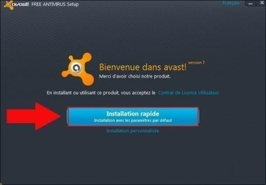 comment changer d antivirus 8