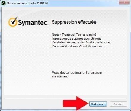 comment desinstaller un produit symantec 8