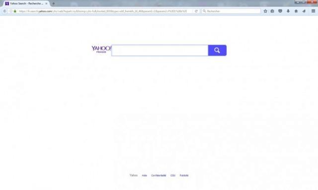 Comment enlever la page d'accueil Yahoo sous Firefox