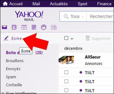 comment envoyer une piece jointe avec yahoo mail 2