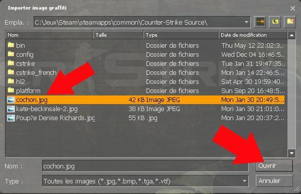 comment mettre un tag sous counter strike source 2