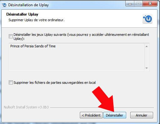 comment reparer uplay 6