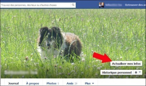 comment retrouver son adresse email facebook 2