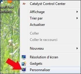 configurer un ecran de veille sous windows 7 1
