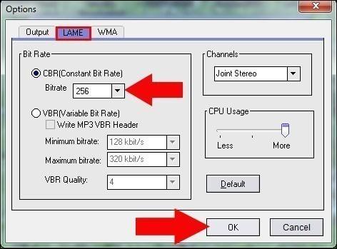 convertir un wma en mp3 avec free wma mp3 converter 3