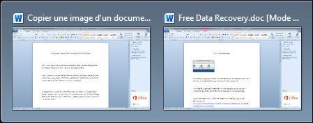 Copier une image d'un document Word à l'autre