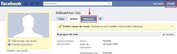 Créer et gérer des albums photos sur Facebook