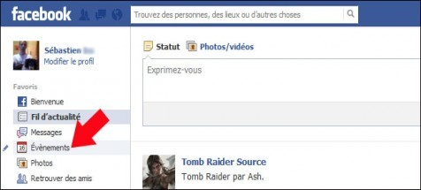 creer un evenement sur facebook 1