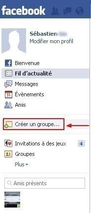 creer un groupe sur facebook 0