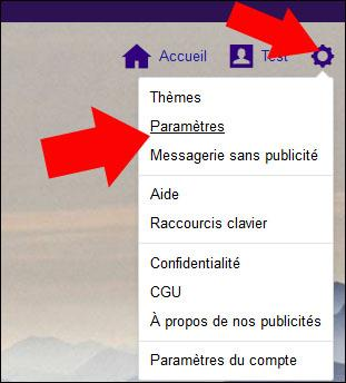 creer une adresse email secondaire sur yahoo mail 1