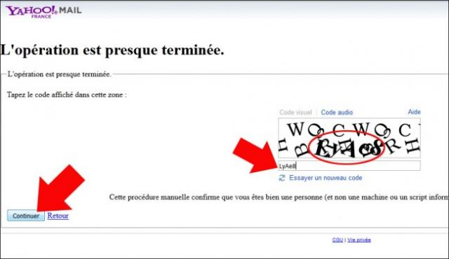 creer une adresse email secondaire sur yahoo mail 5