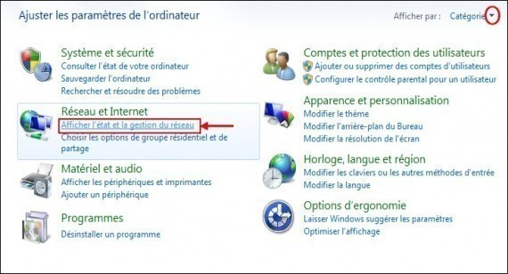 creer une ip fixe sur windows 7 1