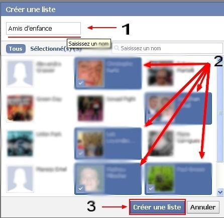 creer une liste d amis sur facebook 2