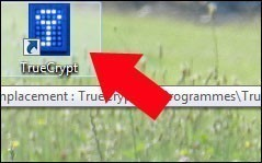 creer une partition securisee avec truecrypt 3