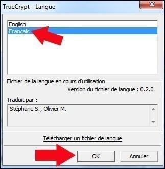 creer une partition securisee avec truecrypt 8
