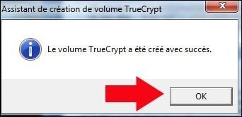 creer une partition securisee avec truecrypt 18