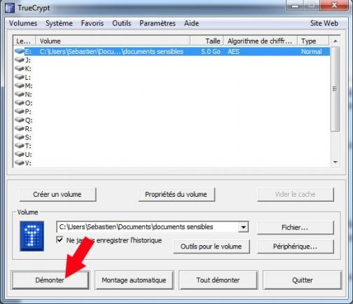 creer une partition securisee avec truecrypt 23