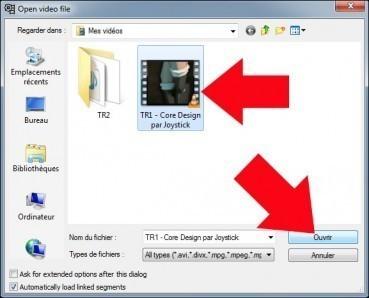 decalage du son et de l image d un fichier video divx 2