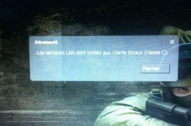 Définir un serveur Counter Strike Source Internet