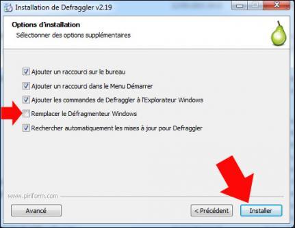 defragmenter le disque dur 1