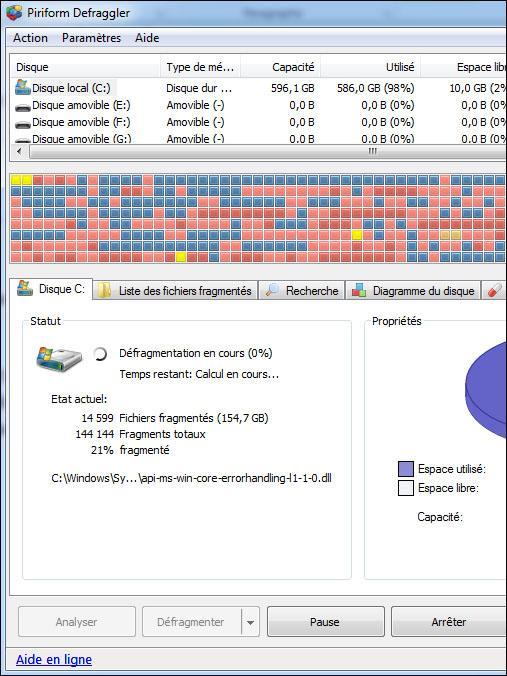 defragmenter le disque dur 4