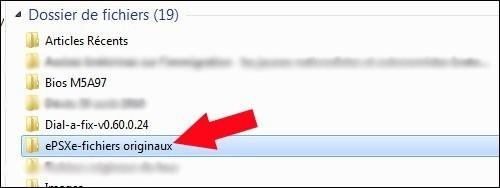 deplacer et ranger un fichier ou dossier sur windows 3