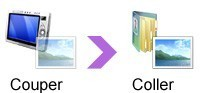 Déplacer et ranger un fichier ou dossier sur Windows