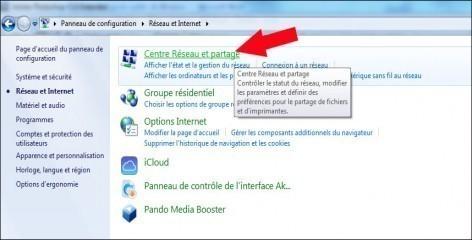 desactiver le partage protege par mot de passe windows 7 3