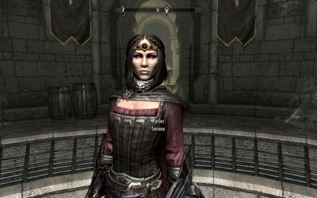 Devenir facilement vampire Skyrim