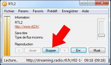 ecouter enregistrer la radio sur pc 5
