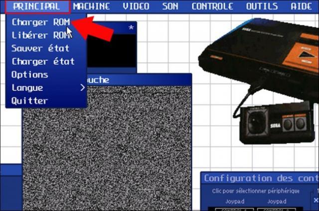 emulateur master system pc 8
