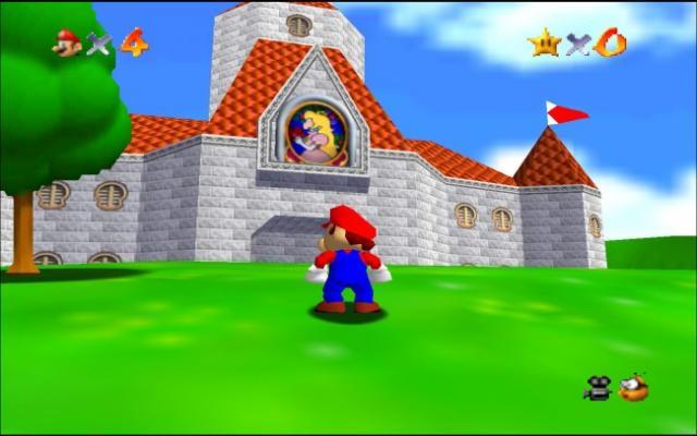 Emulateur Nintendo 64 PC