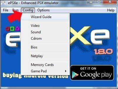 emulateur playstation epsxe 2