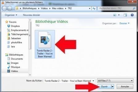 enregistrer le son d un fichier video 3
