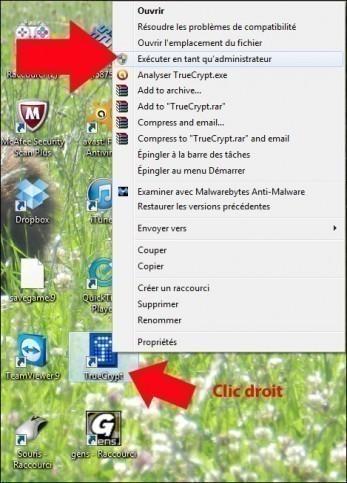 Exécuter un programme en tant qu'administrateur sous Windows 7
