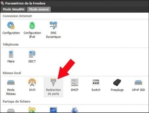 freebox revolution activer la dmz 3