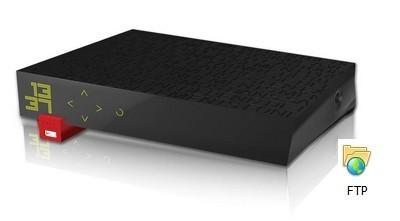 Freebox Revolution configurer le FTP
