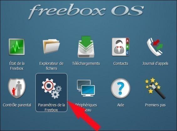 freebox revolution configurer le ftp 2