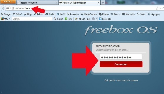 freebox revolution dhcp assigner une ip fixe 1