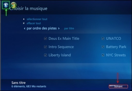 graver un cd mp3 avec windows media center 7