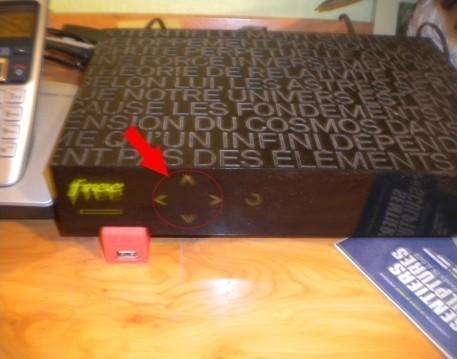 hard reset hard reboot sur freebox v6 1