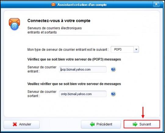 incredimail ajouter un compte hotmail 4