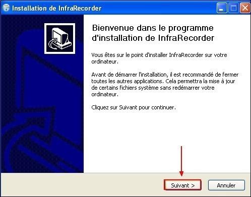 infrarecorder logiciel de gravure gratuit 5