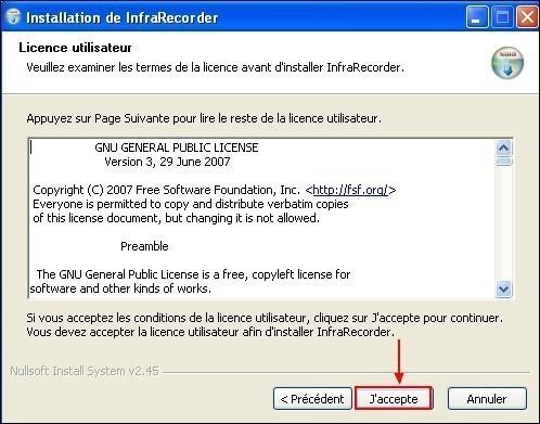 infrarecorder logiciel de gravure gratuit 6