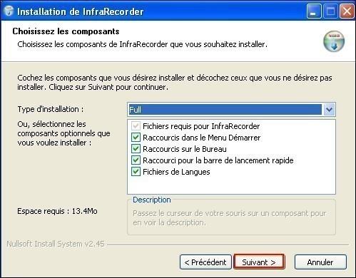 infrarecorder logiciel de gravure gratuit 7