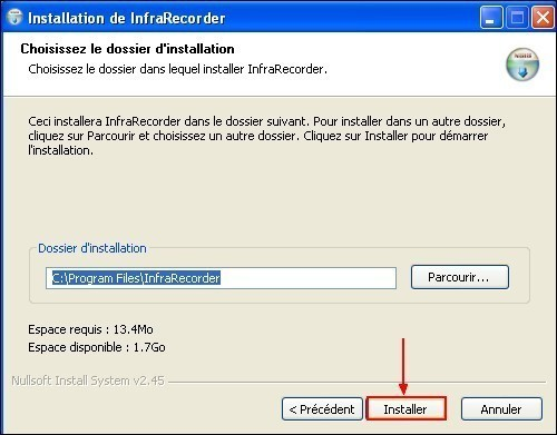 infrarecorder logiciel de gravure gratuit 8