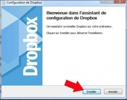 installer dropbox 4
